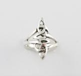 R55 Celtic ring