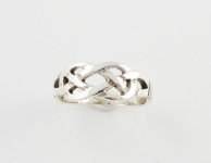 R75 Celtic knotwork ring