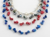 SHN3 Freshwater pearl necklaces