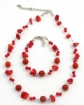 SHN5 Coral necklace